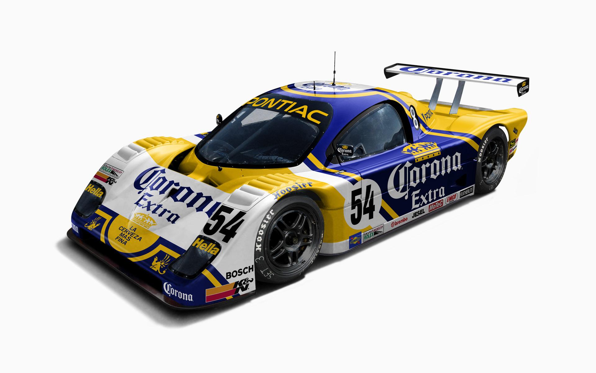 Bell Motorsports Corona Doran Daytona Prototype Livery Visualization
