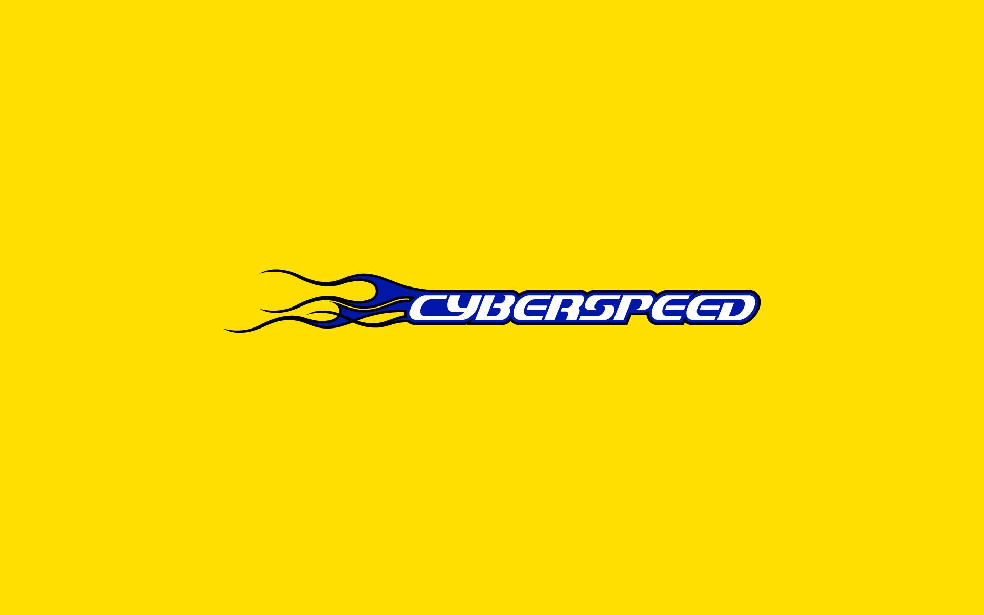 Cyberspeed Racing Brand Identity