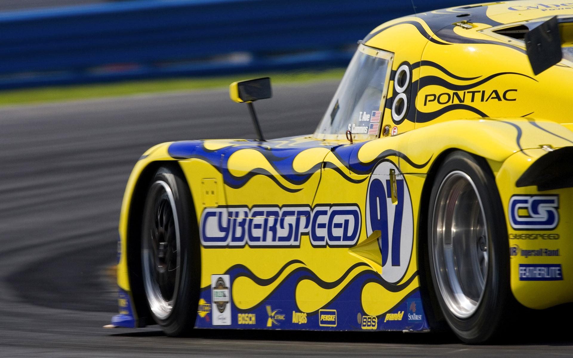 Cyberspeed Racing Riley MKXI Daytona Prototype Livery