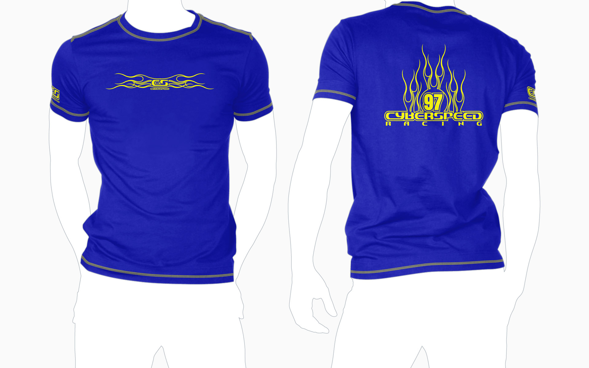 Cyberspeed Racing T-Shirt