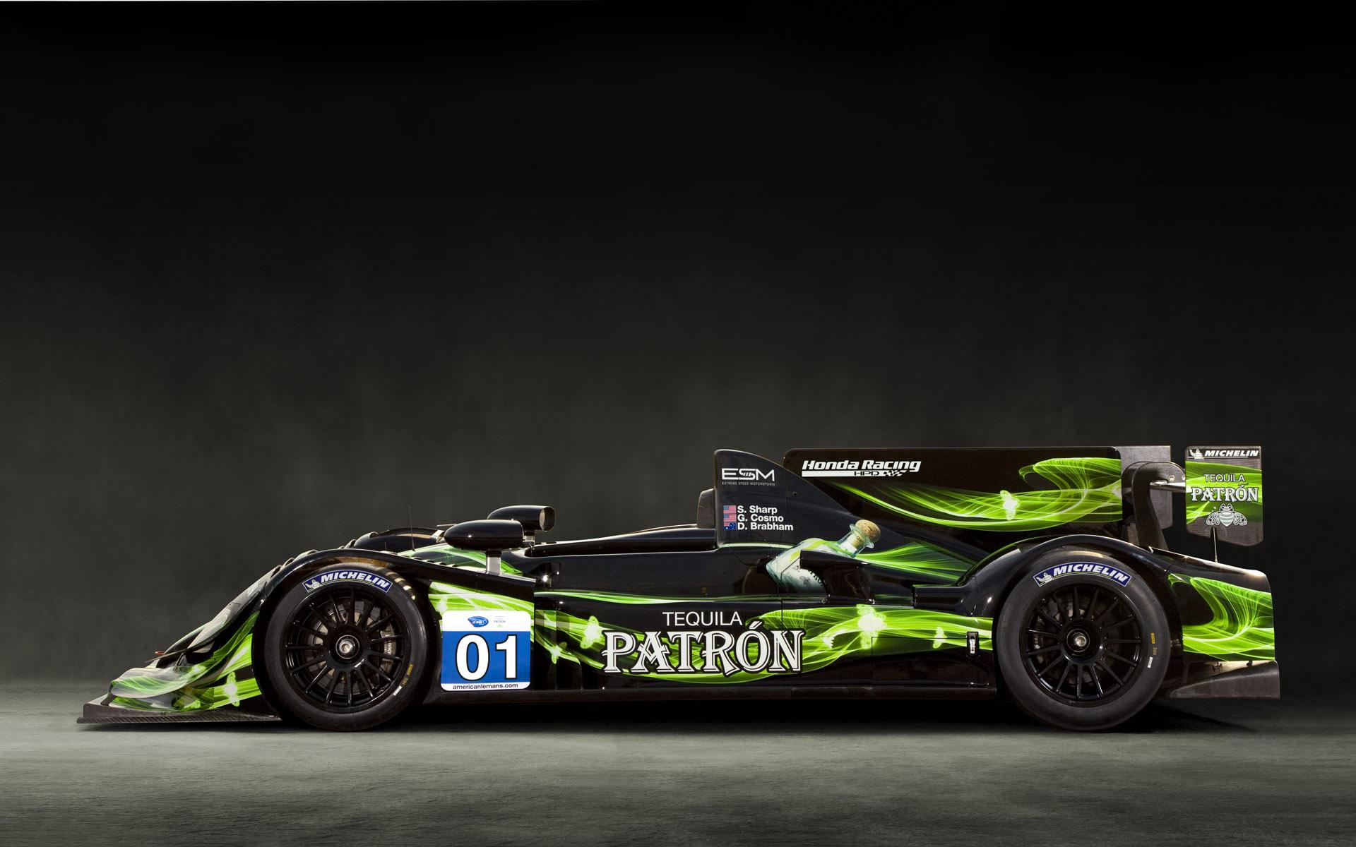 2013 Extreme Speed Motorsports Pátron HPD ARX-03b LMP2 Livery