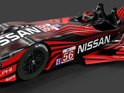 DeltaWing Project 56