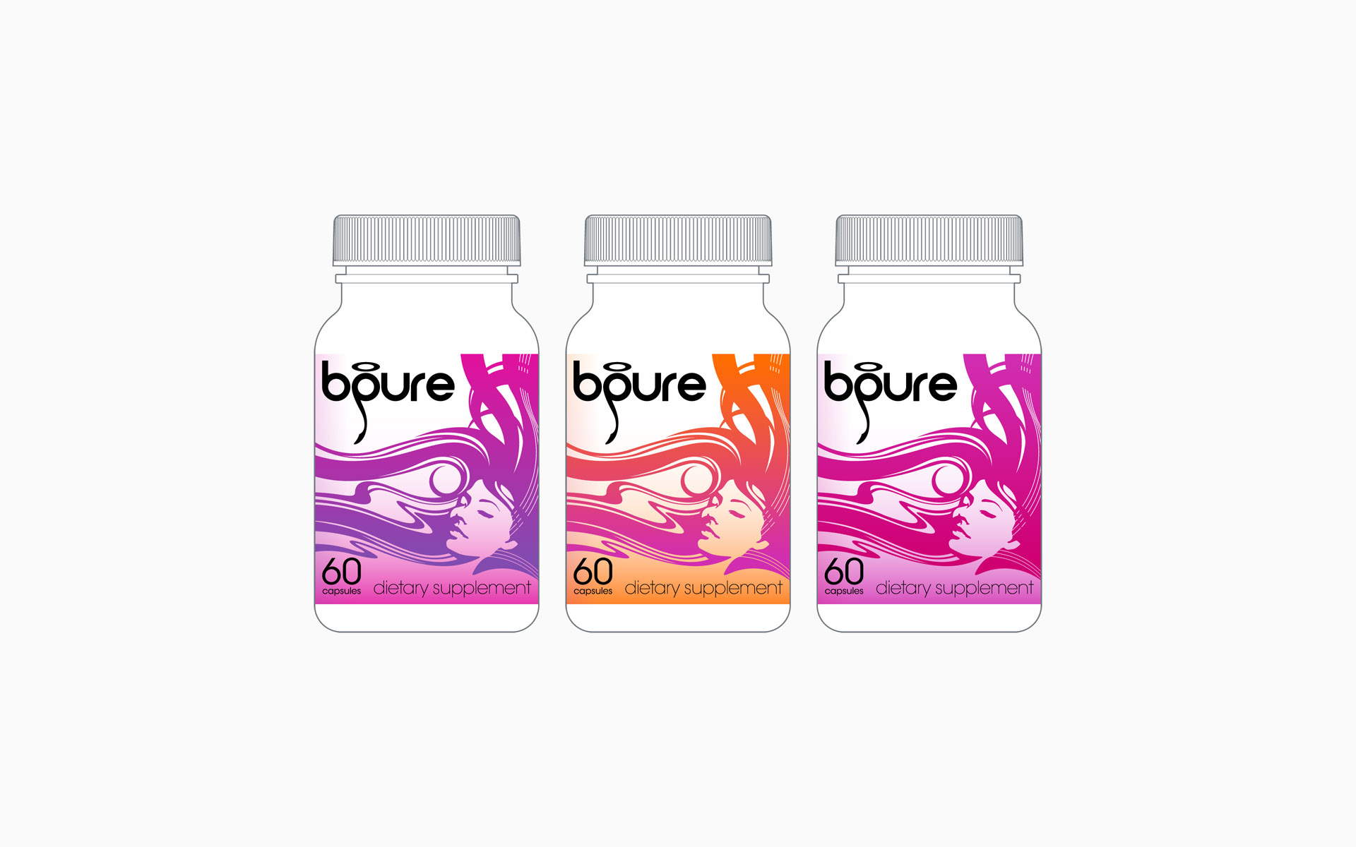 Lifestyle Nutrition bPure Labeling