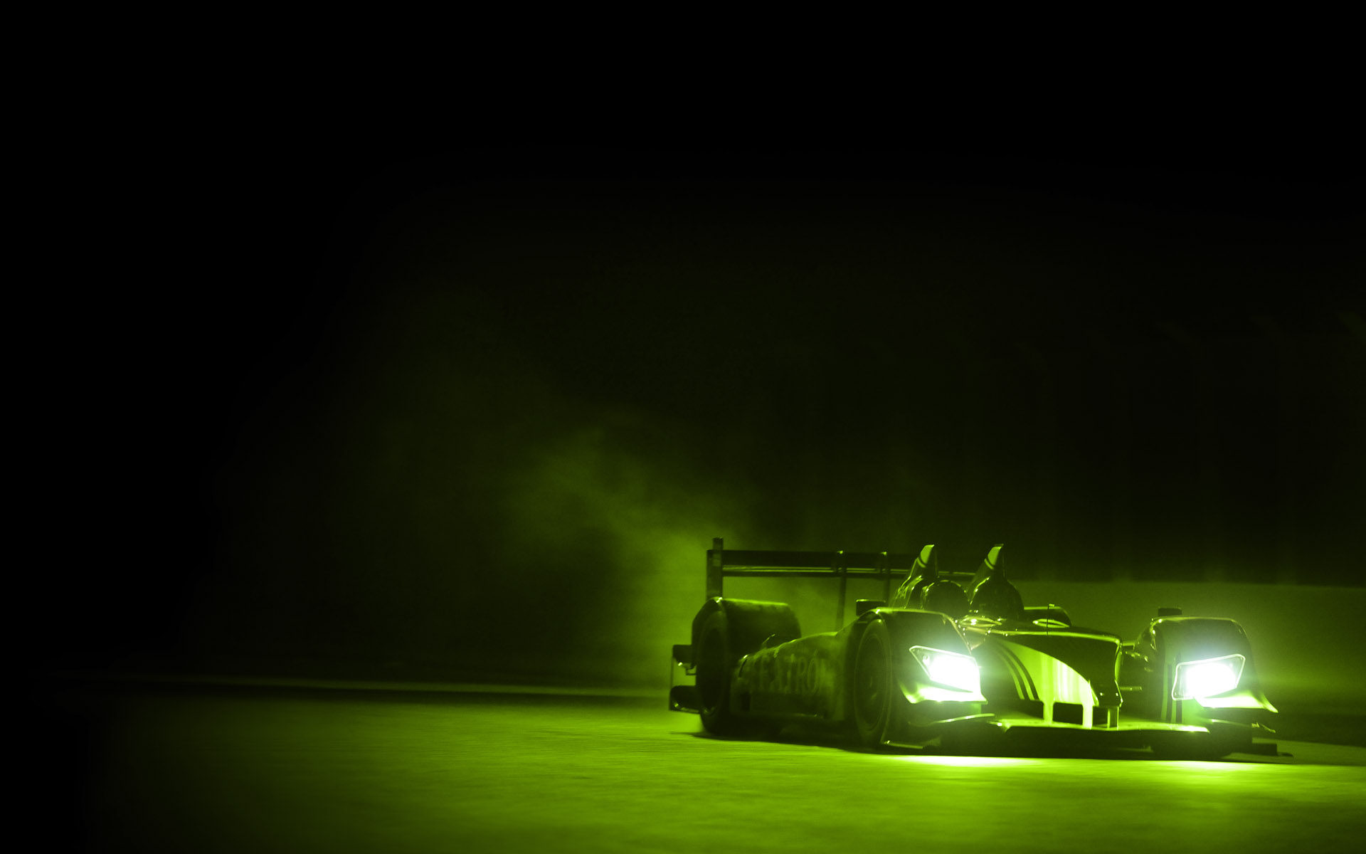 2009 Pátron Highcroft Racing Acura ARX-02a LMP1 Livery