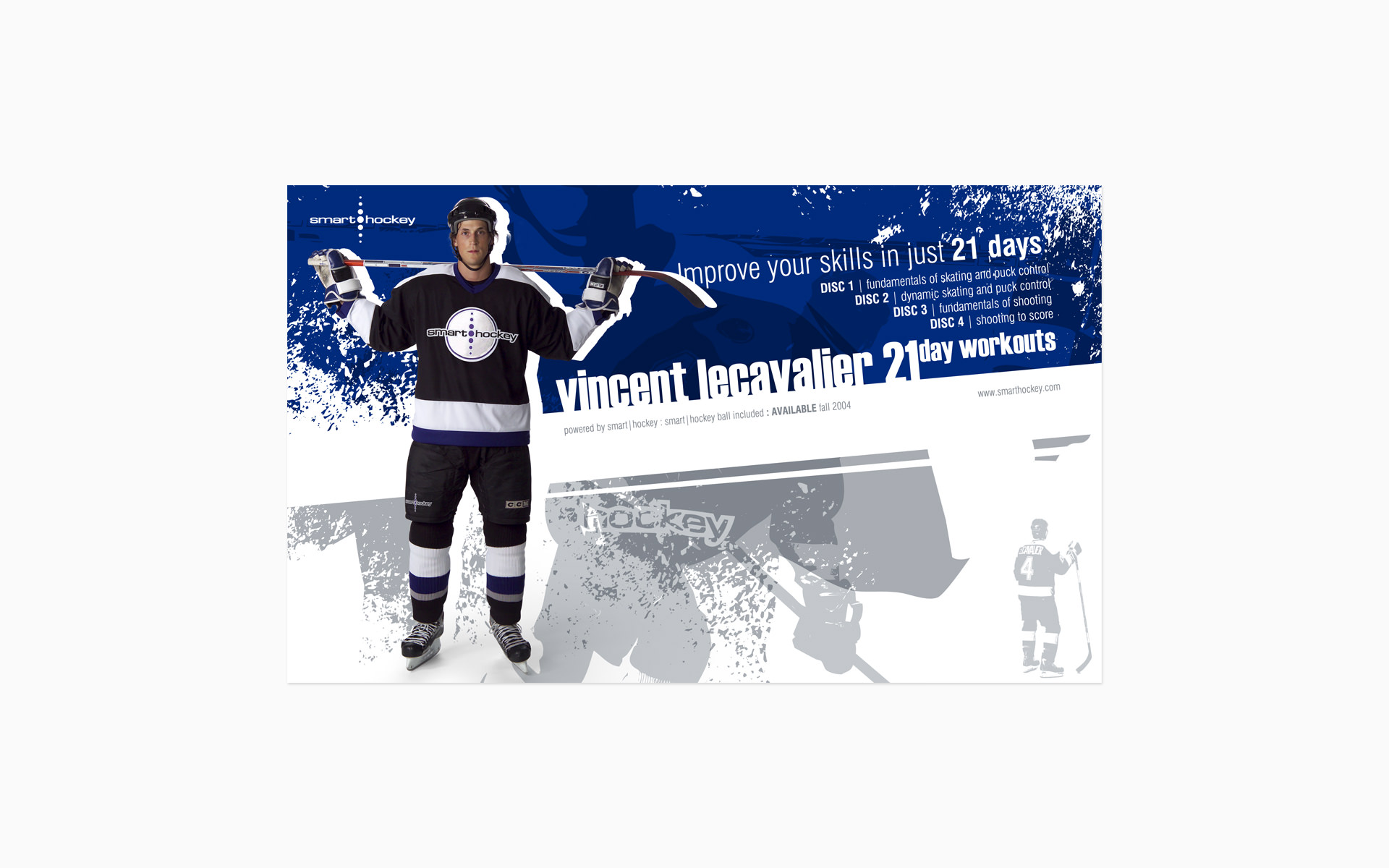 Smarthockey Advertisement