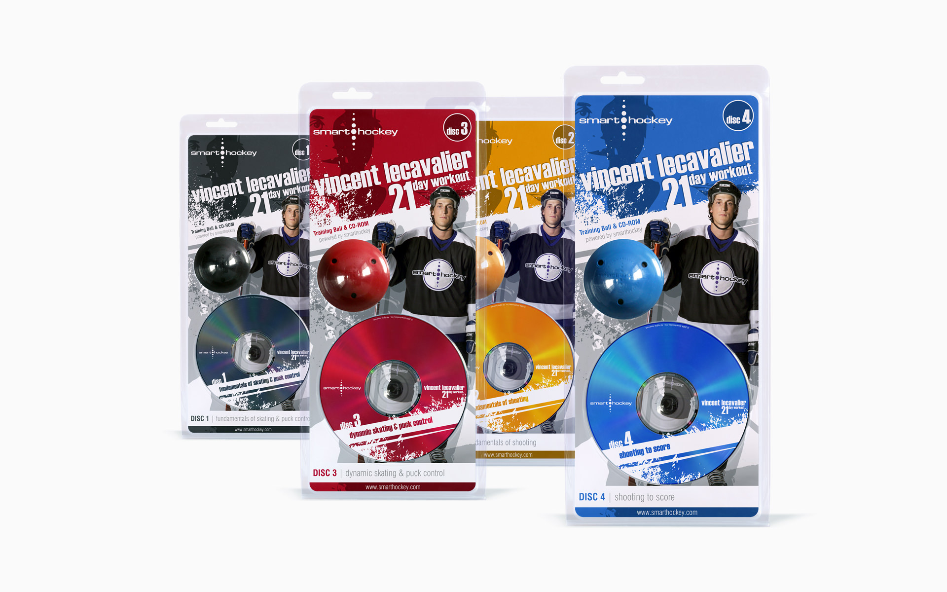 Smarthockey Vincent Lecavalier Clamshell Packaging