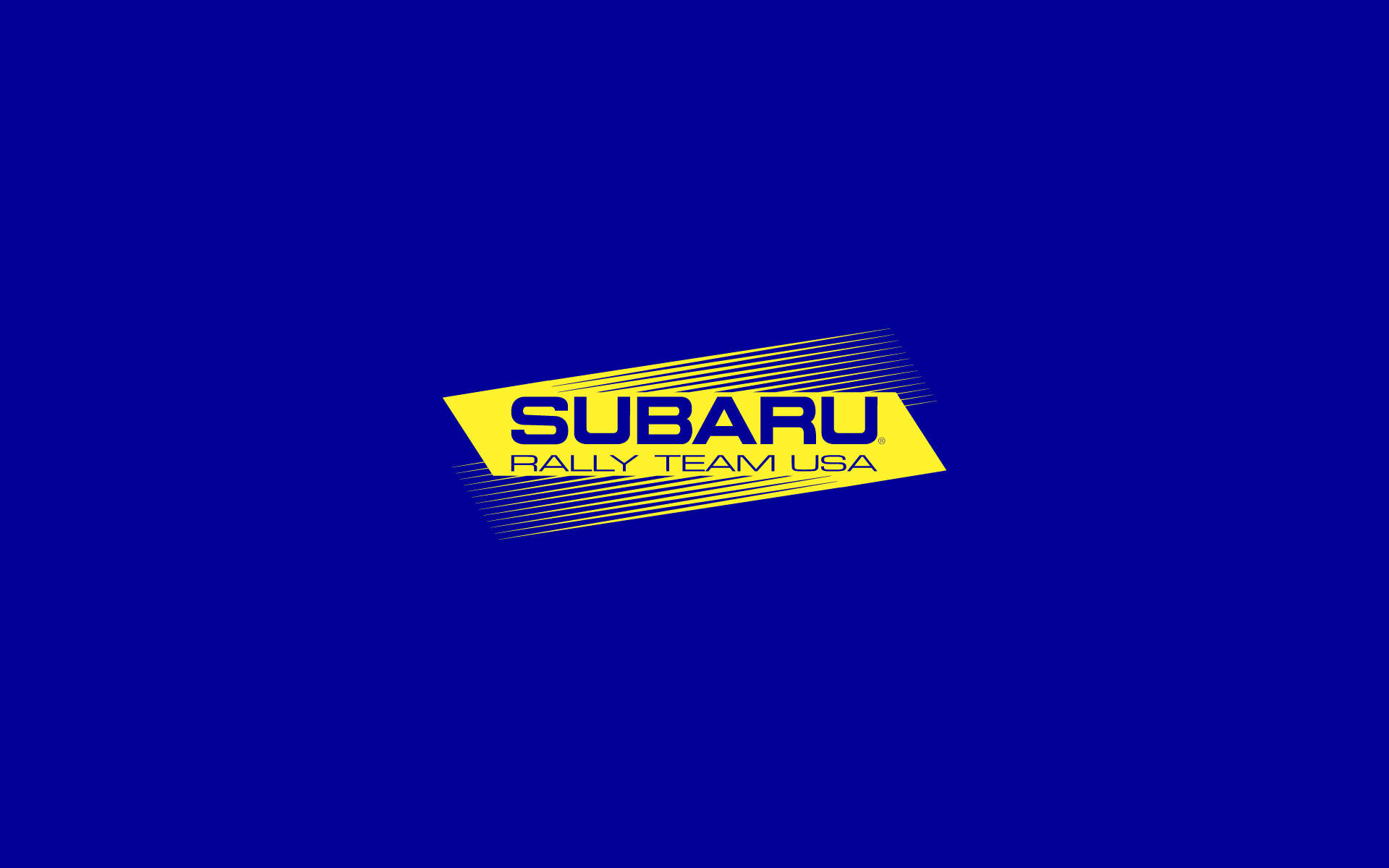 Subaru Rally Logo Subaru Rally Team Usa Brand
