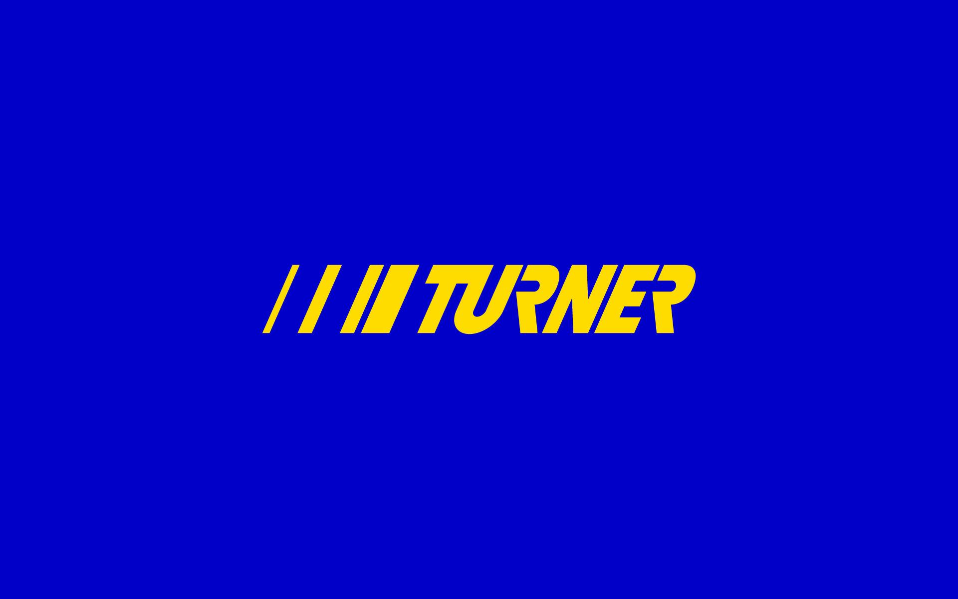 Turner Motorsport Brand Identity