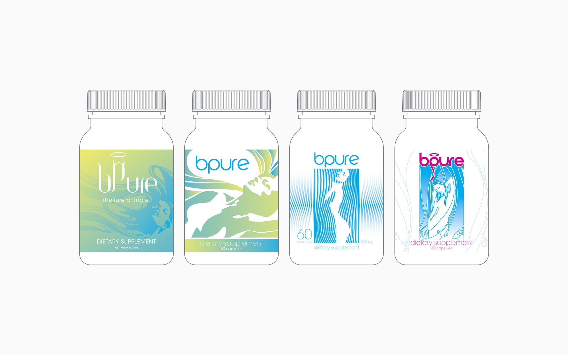 Lifestyle Nutrition bPure Labeling