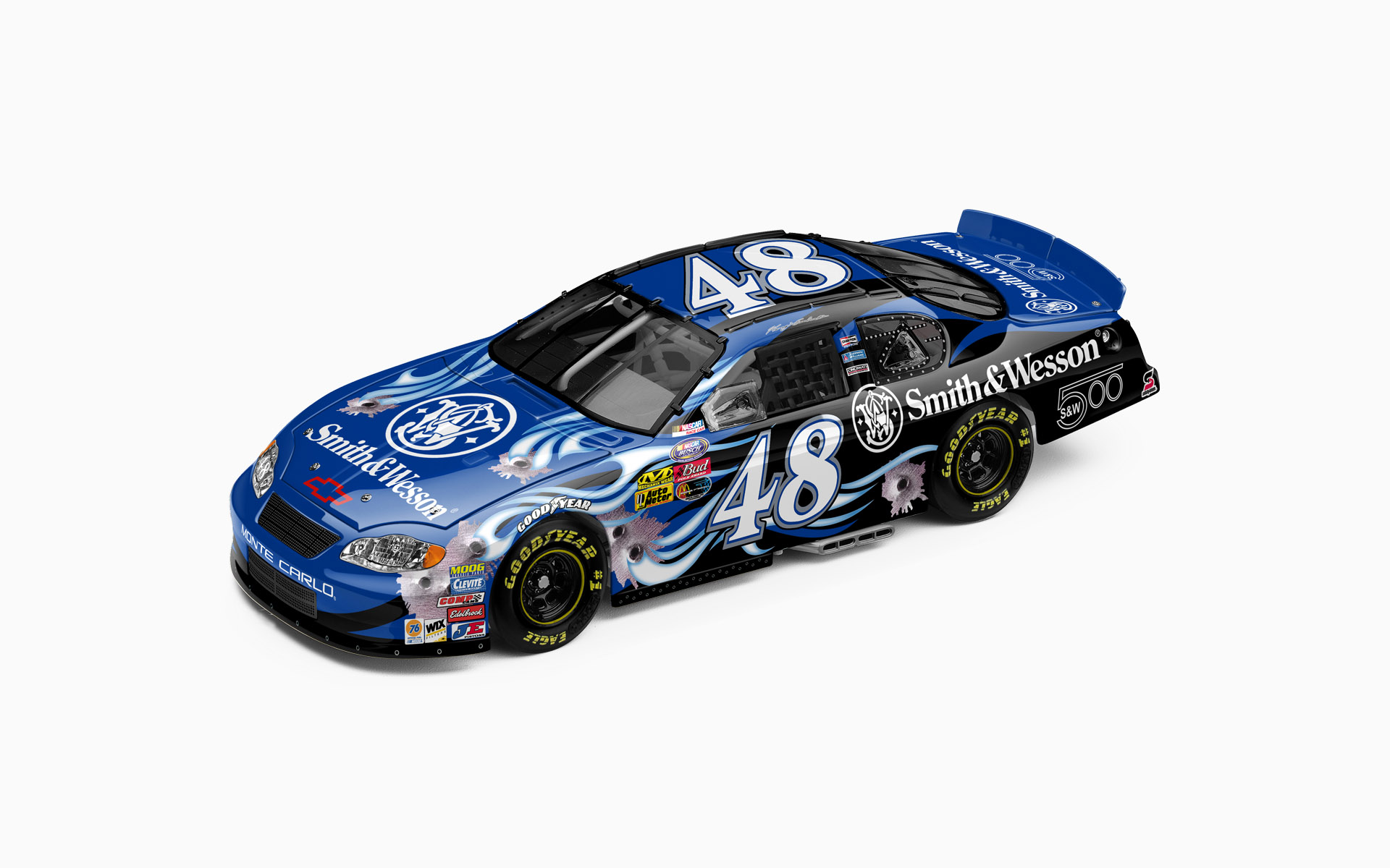 Action Performance Diecast Collectible