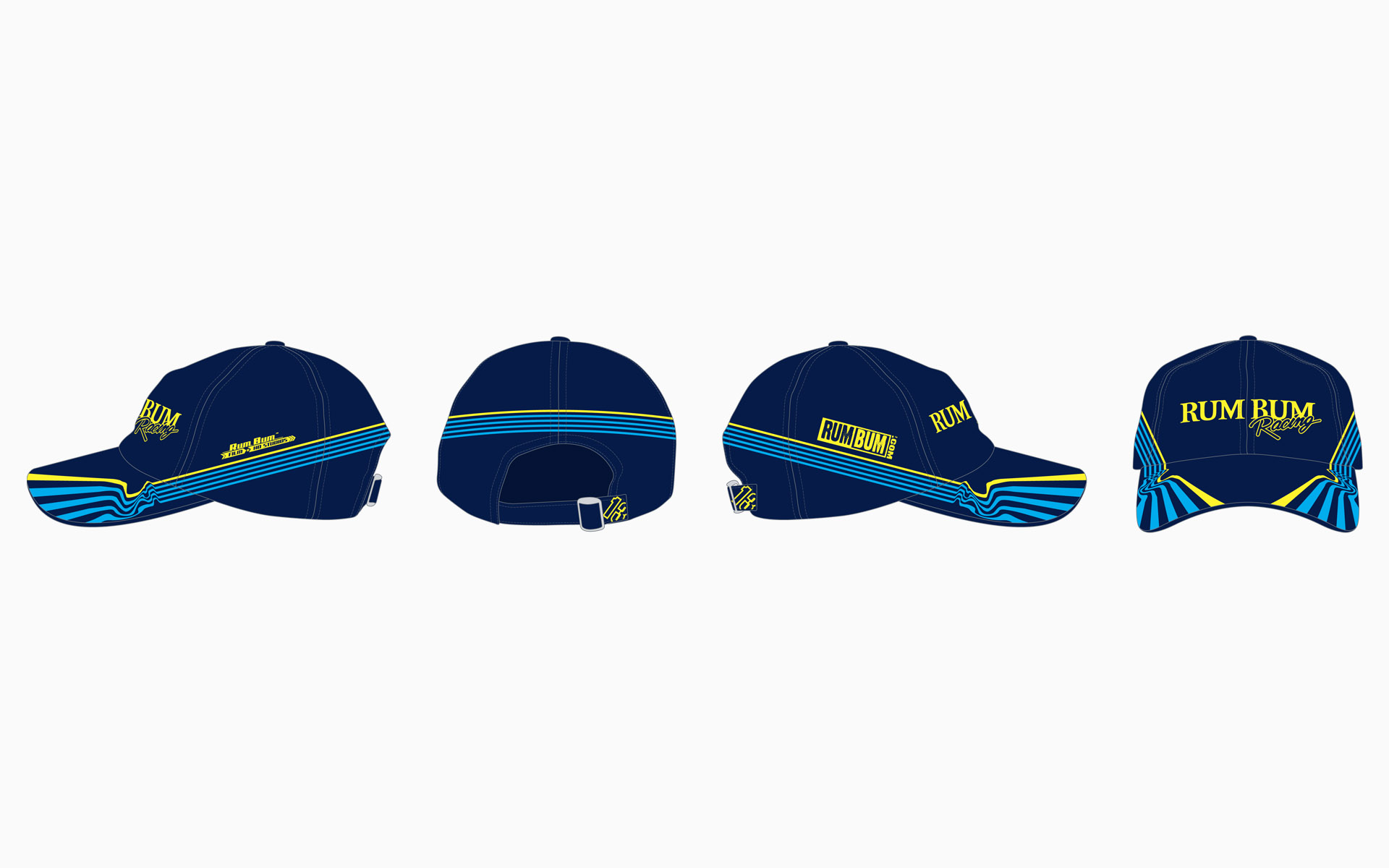 Rum Bum Racing Cap