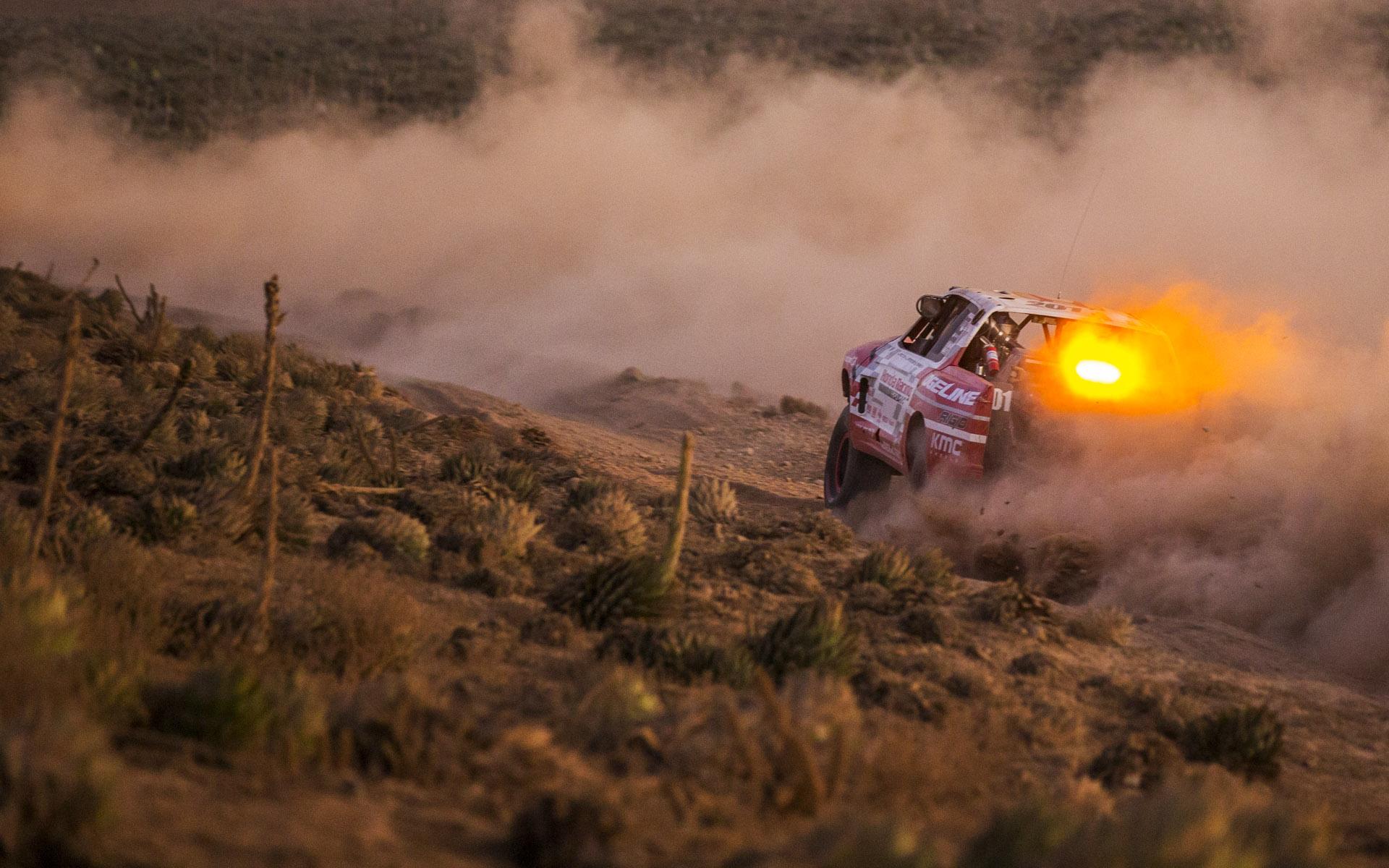 2016 Honda Off-Road HPD Ridgeline SCORE Baja Trophy Truck Livery