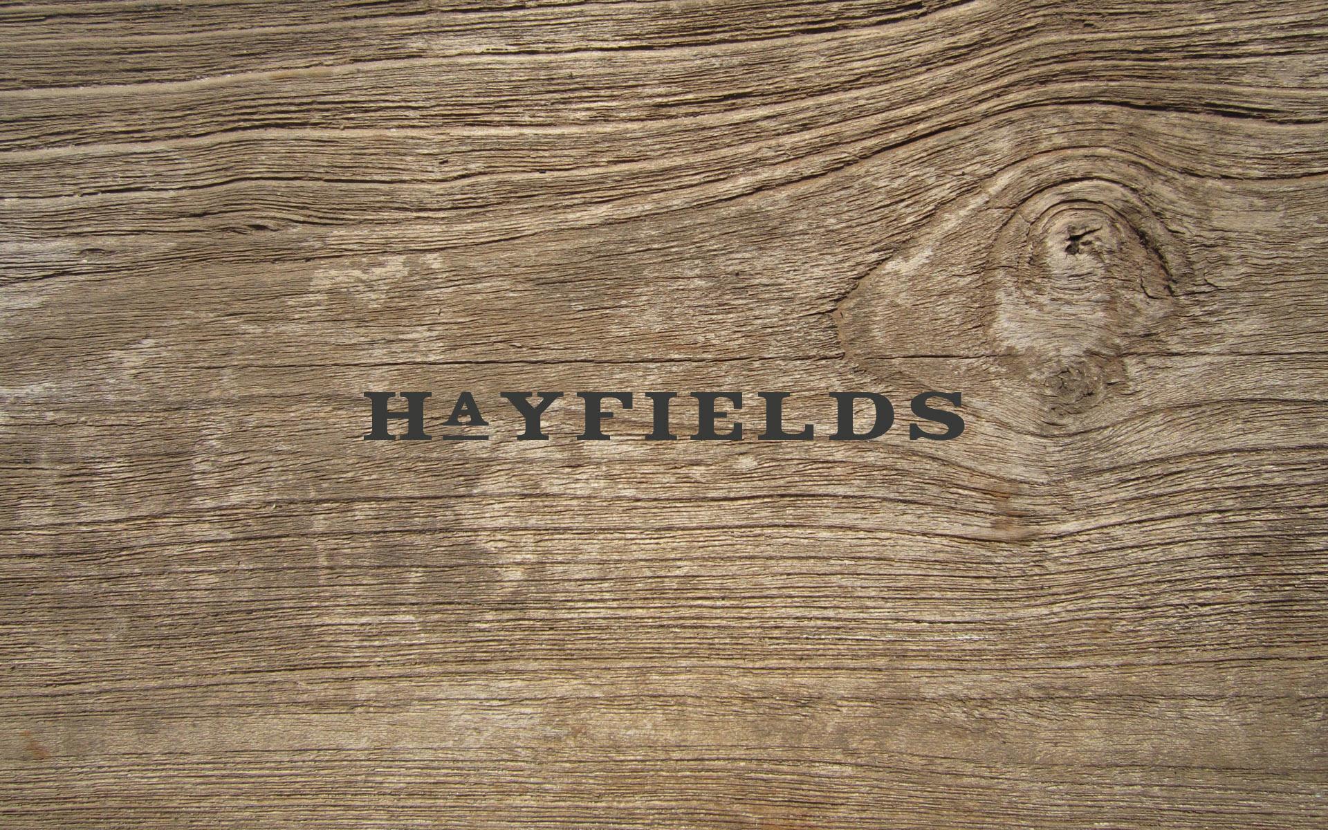 Hayfields Brand Identity