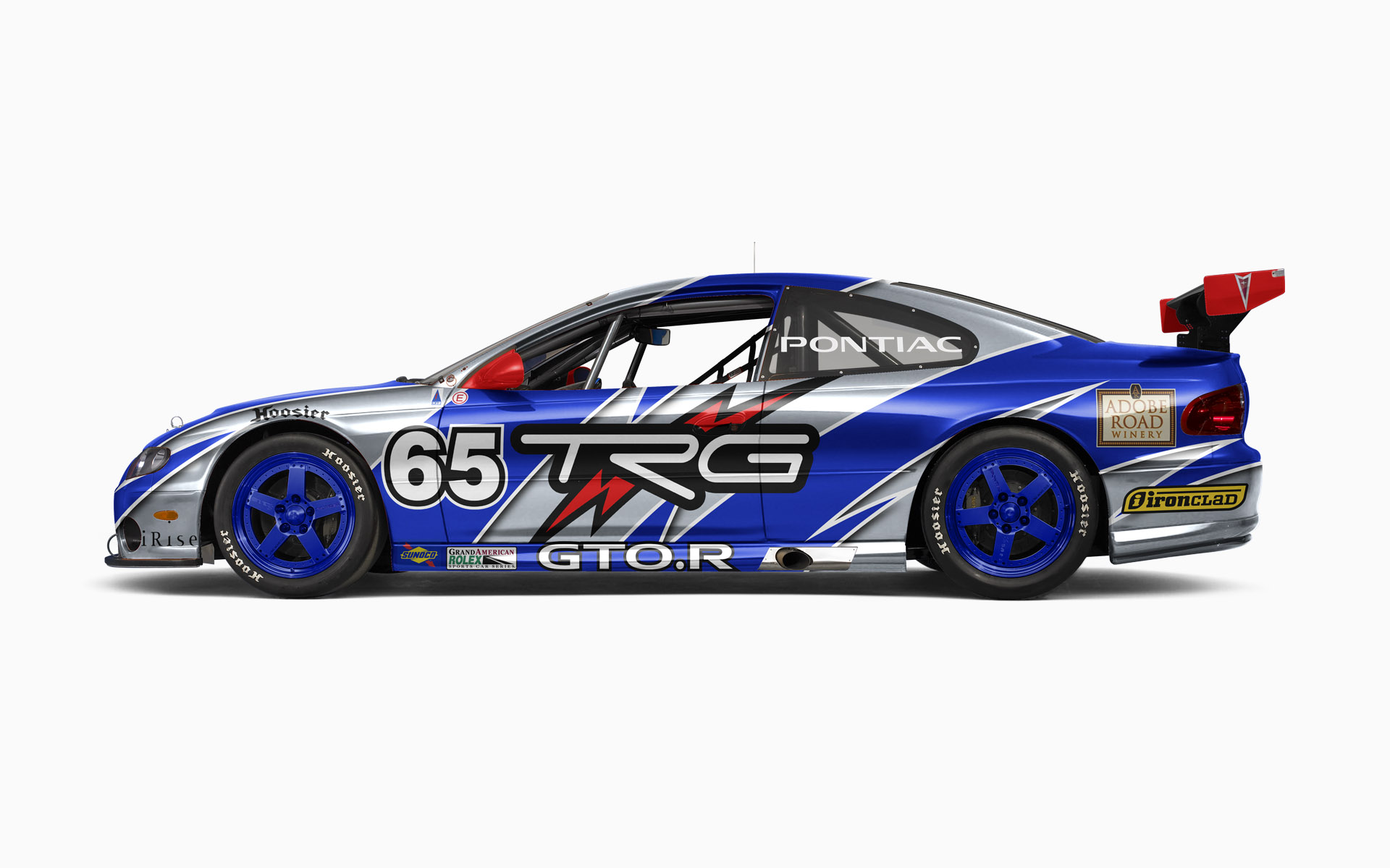 2005 GM Racing Pontiac GTO.R Livery Visualization