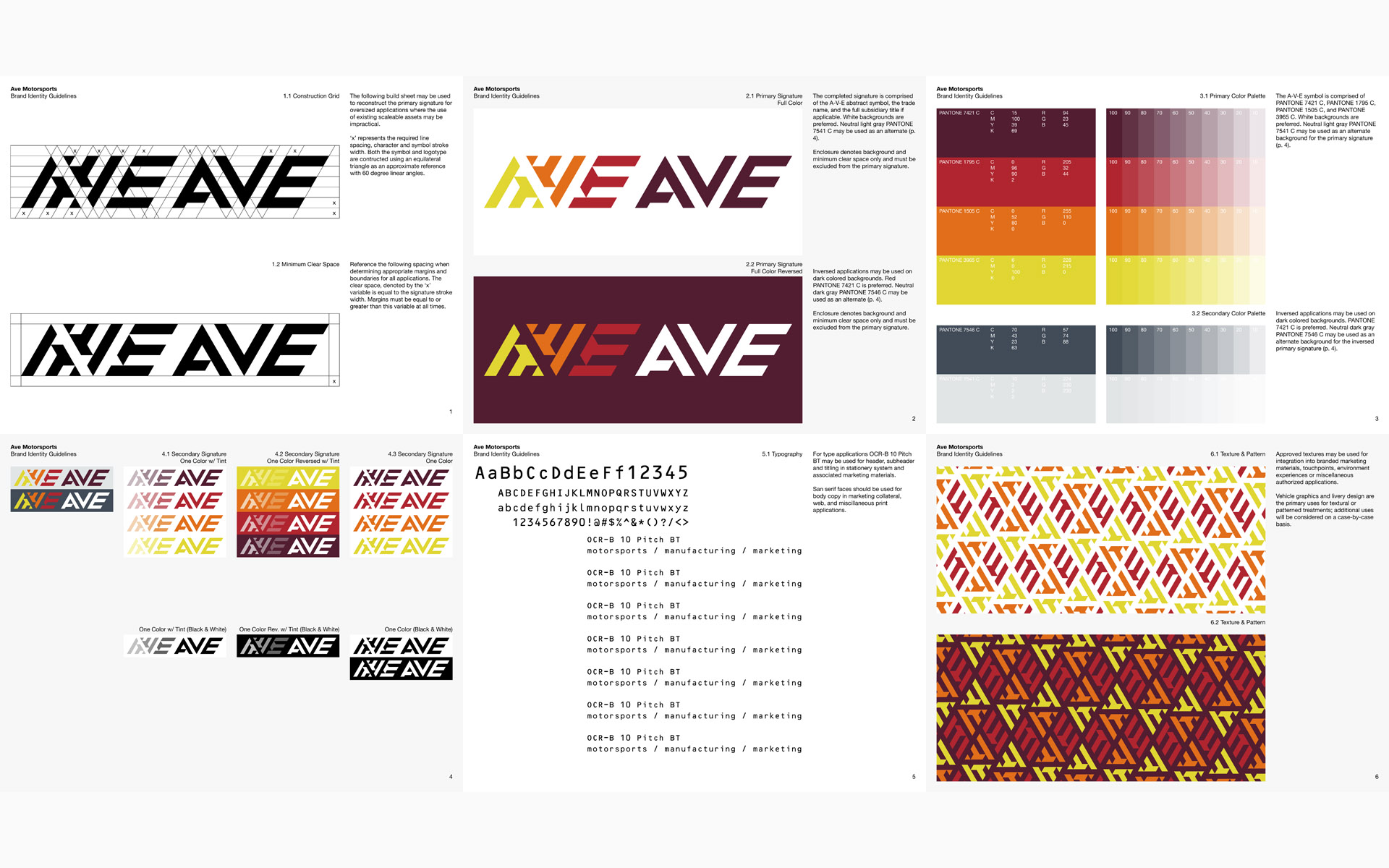 Ave Brand Identity Style Guidelines