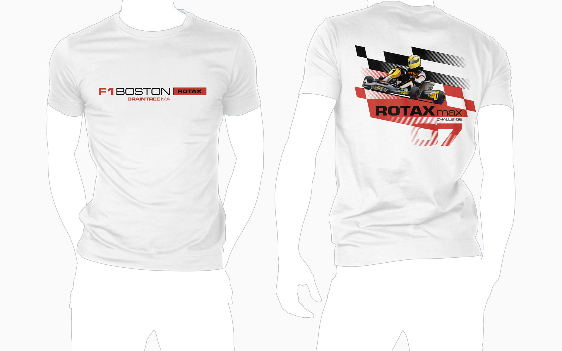 F1 Boston T-Shirt