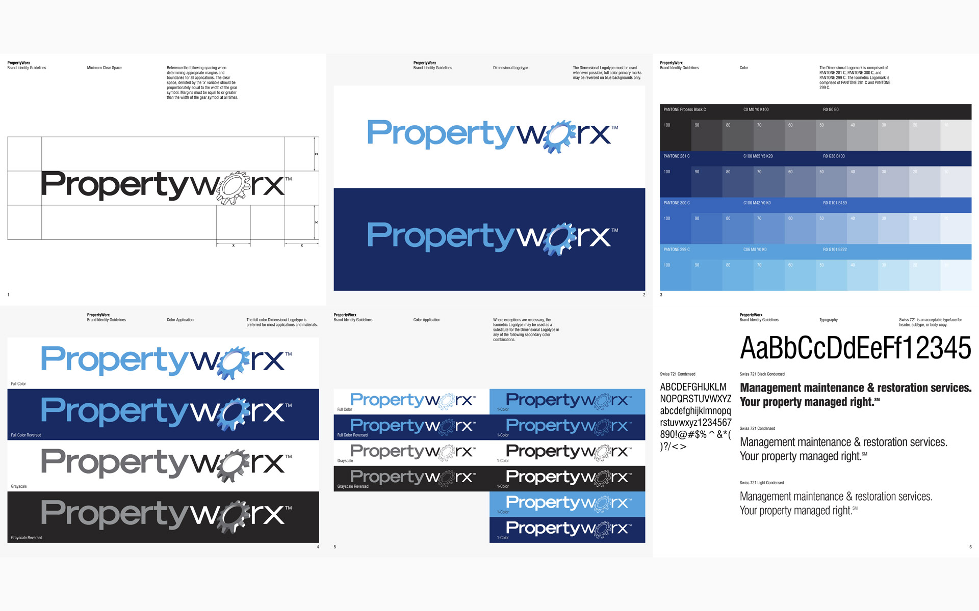 Propertyworx Brand Identity Style Guidelines